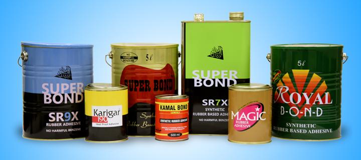 Super Bond, Super Glue, Rubber based adhesive India, Rubber